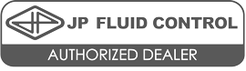 JP Fluid Control authorized dealer